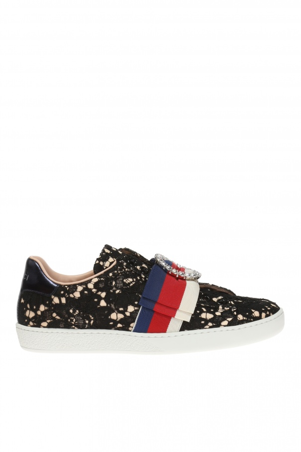 c450f3c42b8d Sneakers with lace Gucci - Vitkac shop online