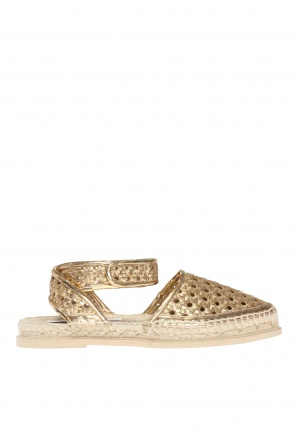 Perforated espadrilles od Stella McCartney