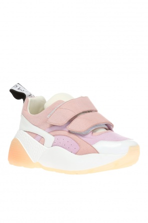 Sport shoes on the platform od Stella McCartney