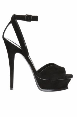 'tribute' platform sandals od Saint Laurent