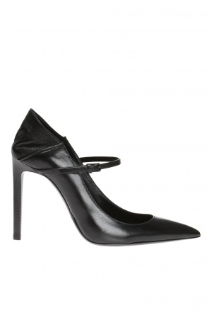 Buty na obcasie 'majorelle' od Saint Laurent