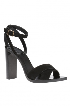 'tanger' heeled sandals od Saint Laurent
