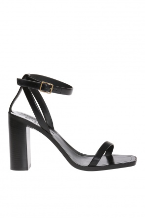 'loulou' heeled sandals od Saint Laurent