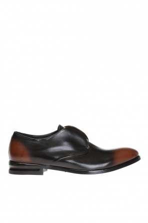Leather loafers od Alexander McQueen