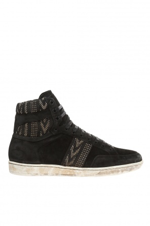 'sl10h' high-top sneakers od Saint Laurent