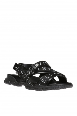 Logo sandals od Stella McCartney