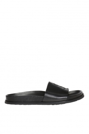 'jimmy' slides od Saint Laurent