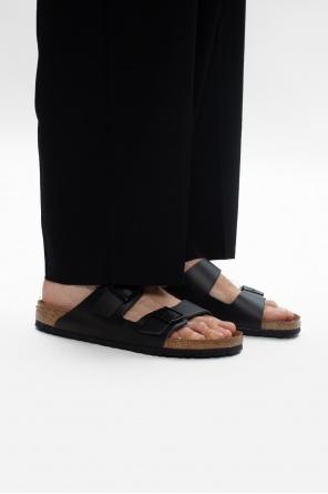 'arizona bs' leather slides od Birkenstock