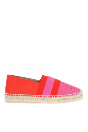 Perforated logo espadrilles od Stella McCartney