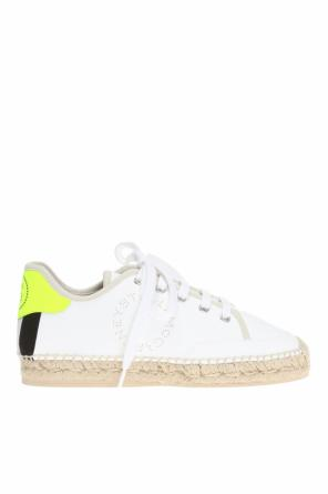 Perforated logo sneakers od Stella McCartney