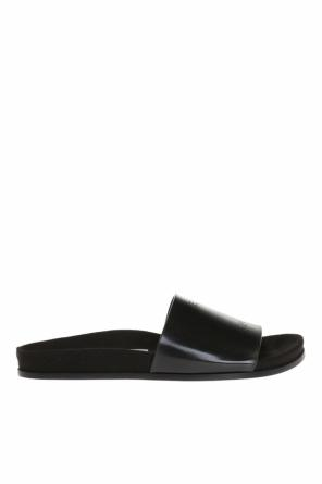 Perforated logo slides od Stella McCartney