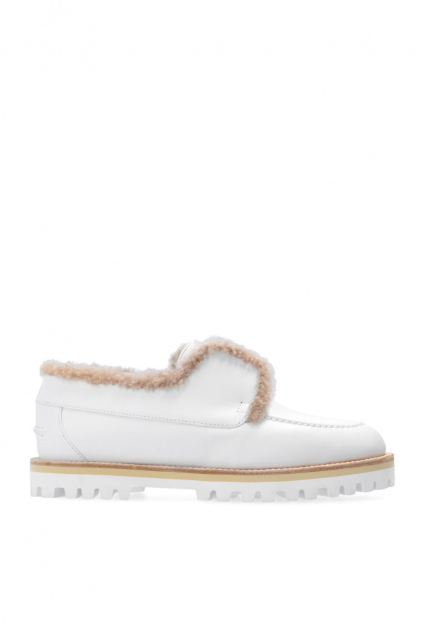 Le Silla Shoes with fur lining