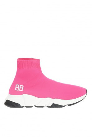 Sneakers with sock od Balenciaga