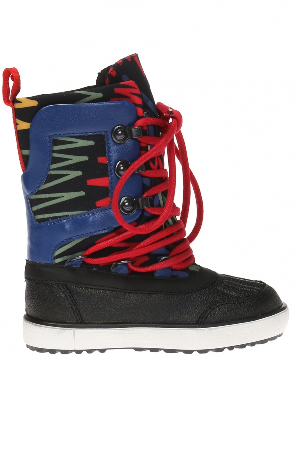 dbb9641b5 Patterned boots Stella McCartney Kids - Vitkac shop online
