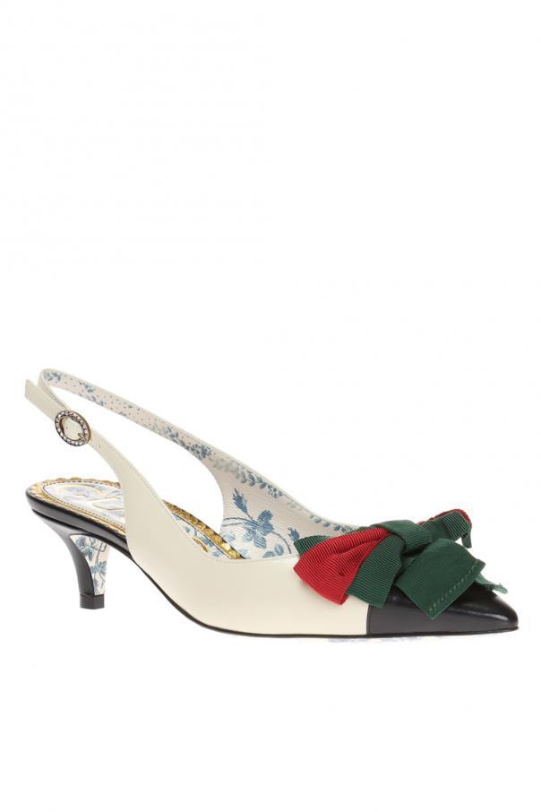 1ffc88d254f Web' pumps Gucci - Vitkac shop online