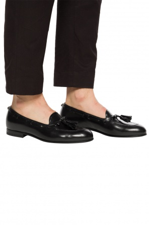 Loafers with tassels od Gucci