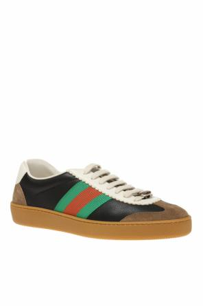 'web' sneakers od Gucci