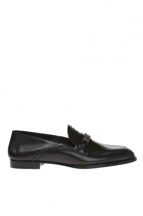 Fold-down heel loafers od Bottega Veneta
