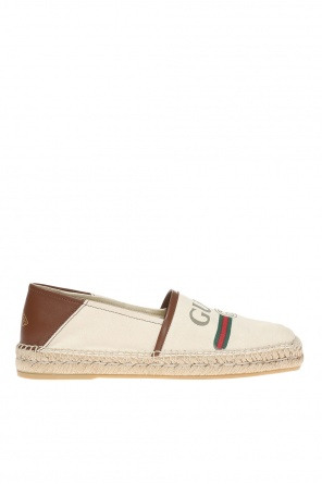 Espadrilles with logo od Gucci