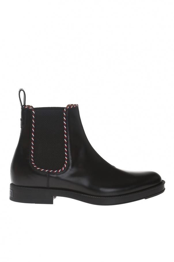 5b6aab4db Leather chelsea boots Gucci - Vitkac shop online