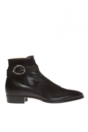 Ankle boots od Gucci