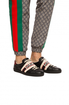 Ace' sports shoes with logo od Gucci