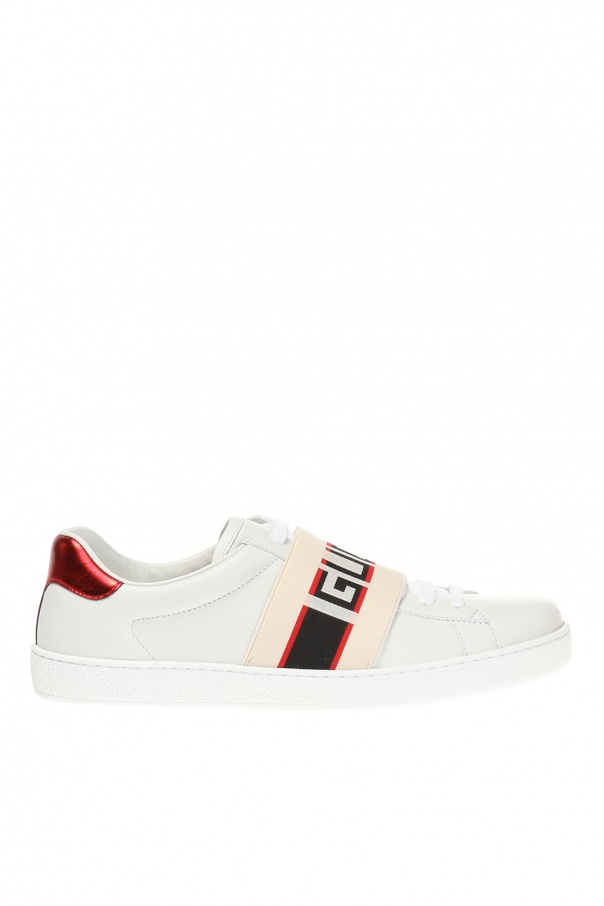 2eb4e4a58784 ACE  Sports shoes with a logo Gucci - Vitkac shop online