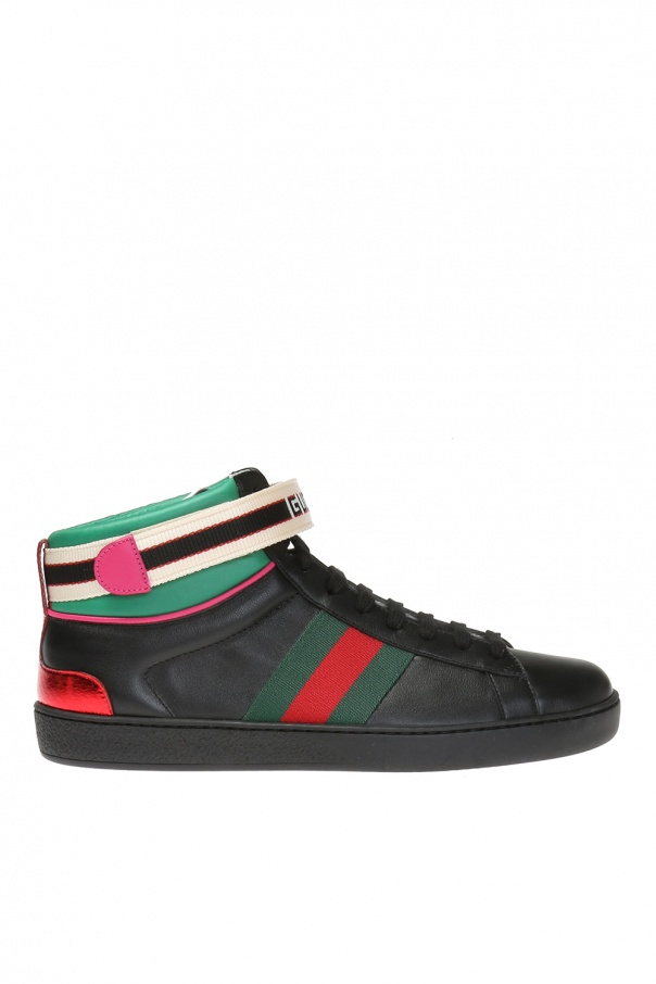d1daec0d613 Ace  high-top sneakers Gucci - Vitkac shop online