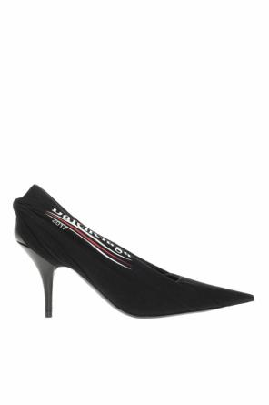 Stiletto pumps with logo od Balenciaga