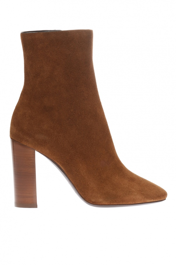 efe09f677c3 LOU  heeled boots Saint Laurent - Vitkac shop online