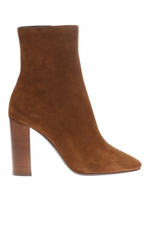 'lou' heeled boots od Saint Laurent