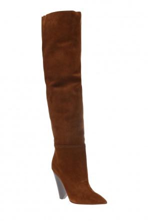 31e643ffefc  niki  heeled over-the-knee boots od Saint Laurent   ...