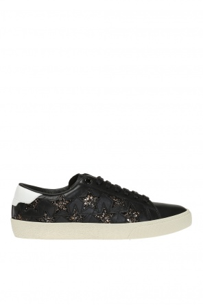 Sneakers with motif with stars od Saint Laurent