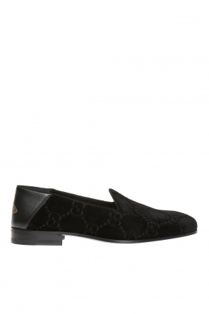 Fold-down heel loafers od Gucci