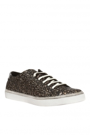 'bedford' glitter sneakers od Saint Laurent