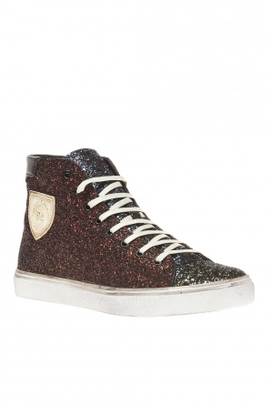 'bedford' high-top sneakers od Saint Laurent