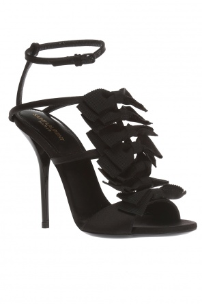'jota' stiletto sandals od Saint Laurent