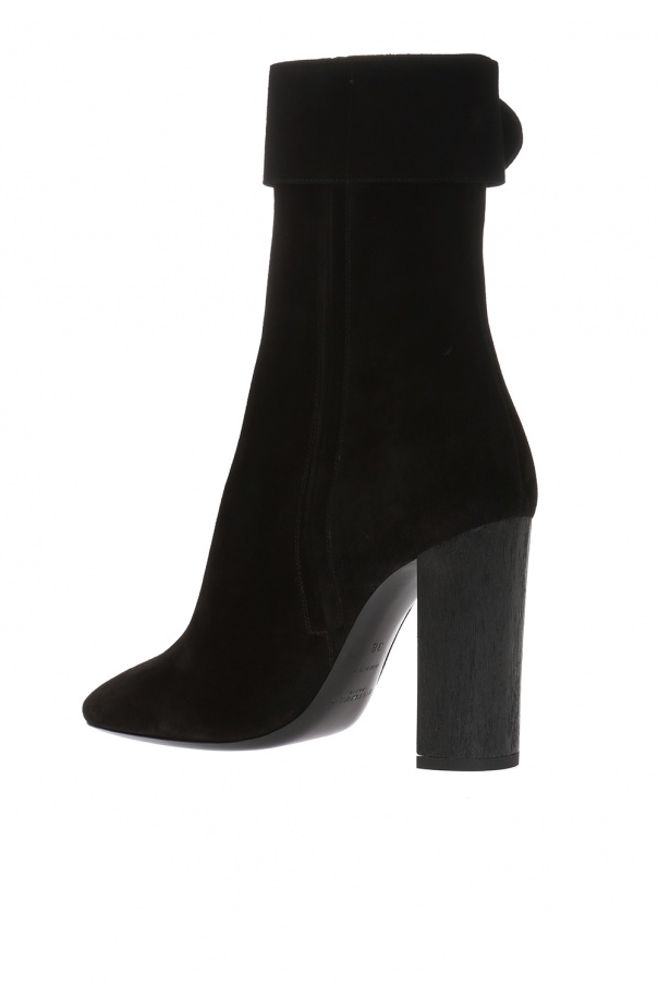 'joplin' high heel boots od Saint Laurent