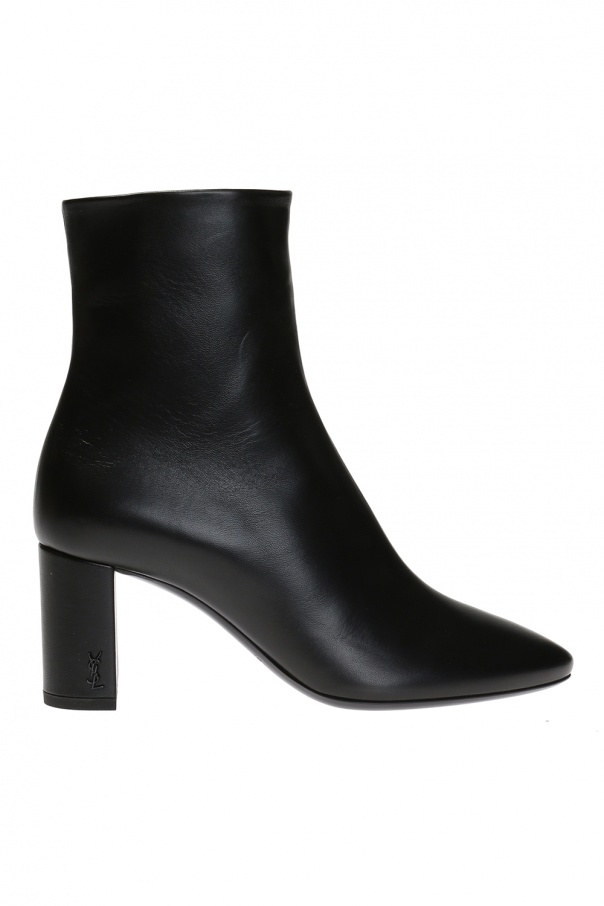Saint Laurent High heeled 'LOULOU' ankle boots