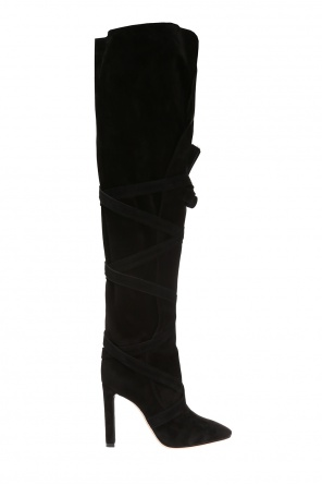 'meurice' heeled boots od Saint Laurent