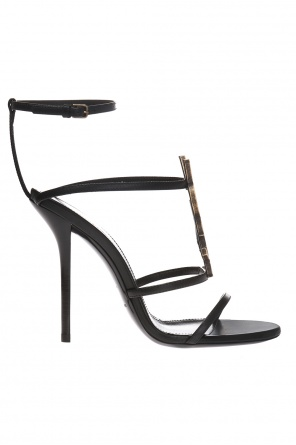 'cassandra' stiletto sandals od Saint Laurent