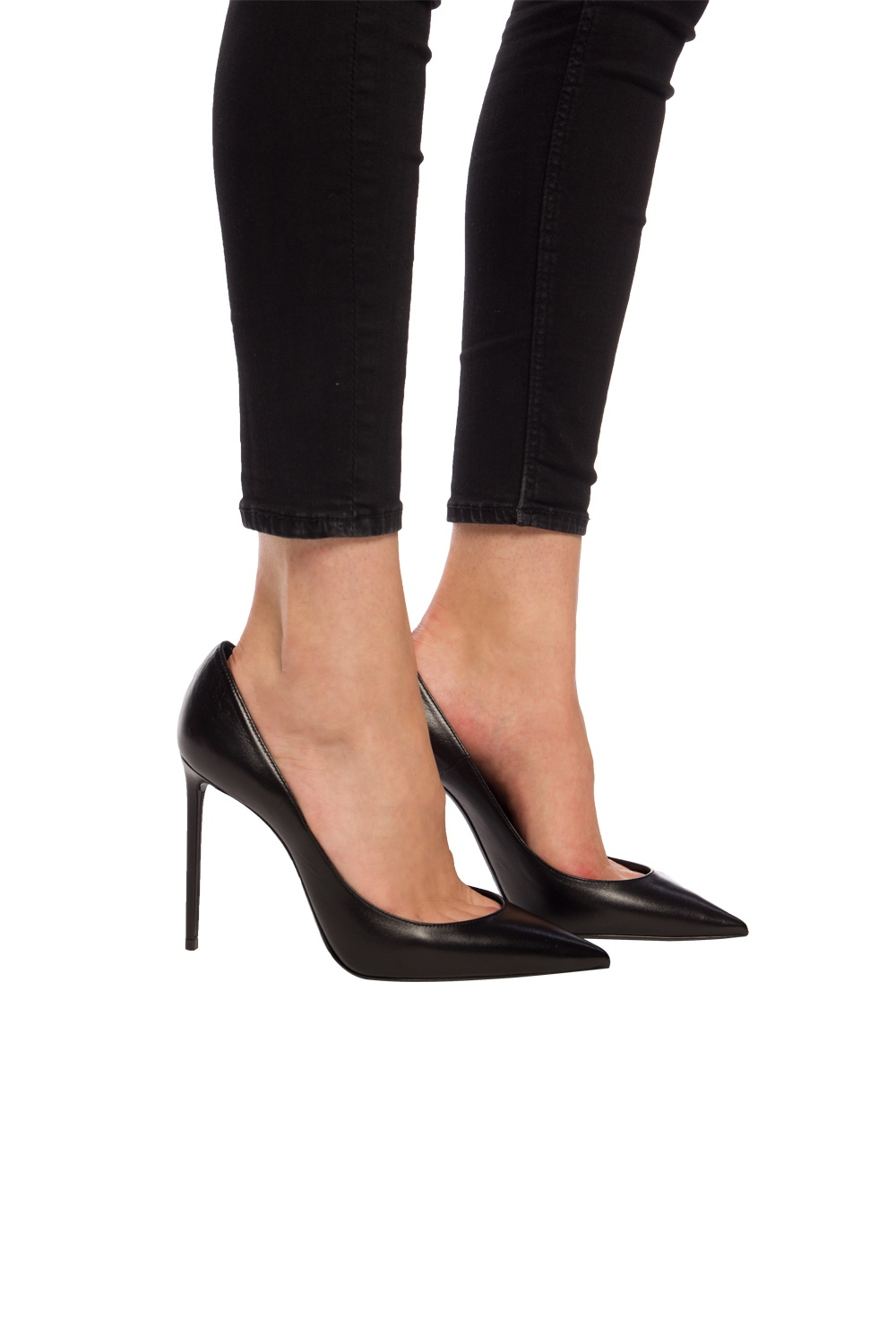 Saint Laurent 'Zoe' stiletto pumps