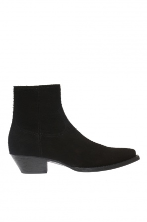 Lukas' ankle shoes od Saint Laurent