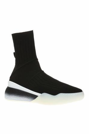 'loop' sport shoes with a sock od Stella McCartney