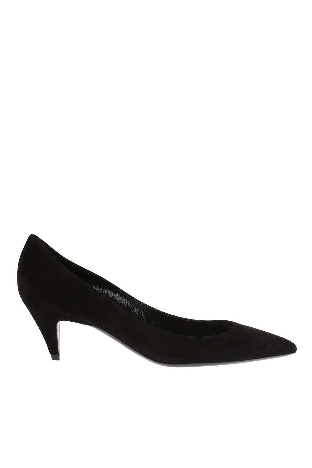 Saint Laurent 'Charlotte' suede pumps