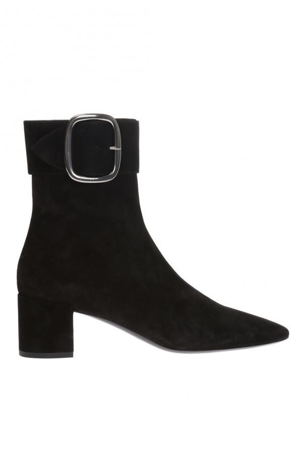 Saint Laurent 'Joplin' heeled boots