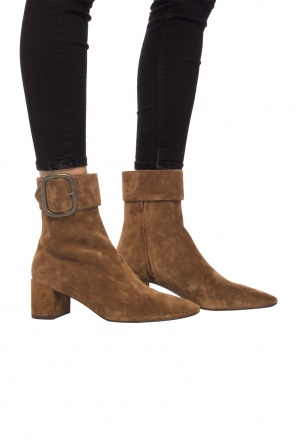 'joplin' heeled ankle boots od Saint Laurent