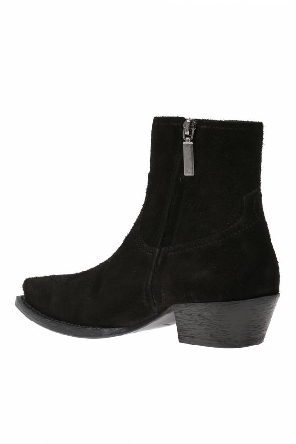 High heeled 'lukas'  ankle boots od Saint Laurent