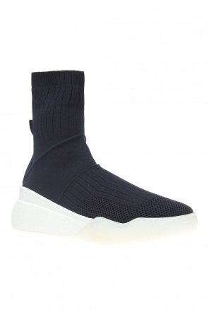 Sneakers with sock od Stella McCartney