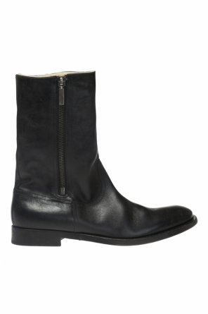 'matt' ankle boots od Saint Laurent